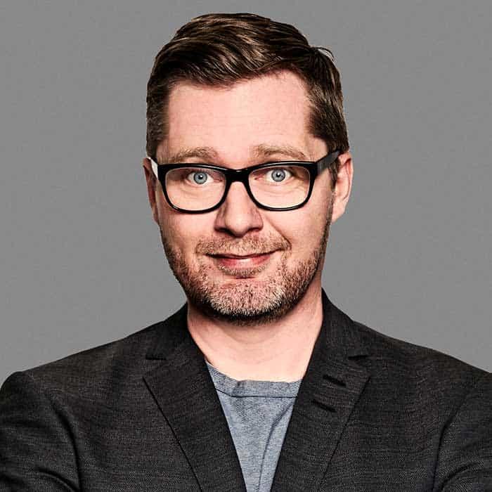 Book Lasse Rimmer her - En af de største komikere i Danmark - FBI.dk